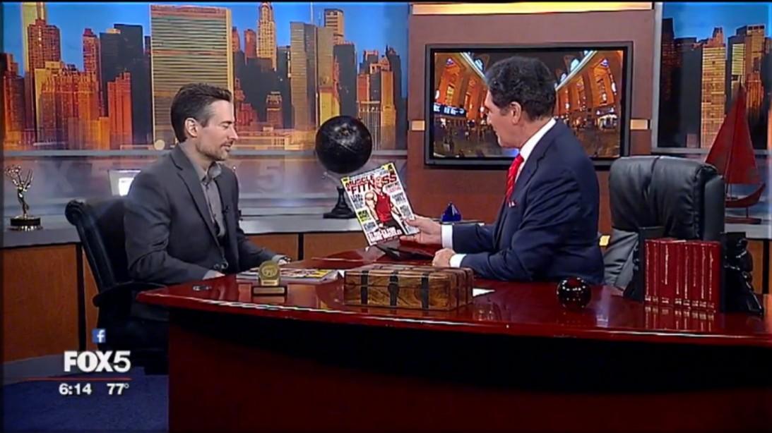 M&F Editor-in-Chief Talks Training on Fox 5 News