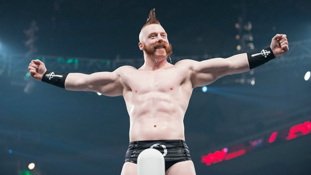 Sheamus: Wrestling with Hollywood and WWE