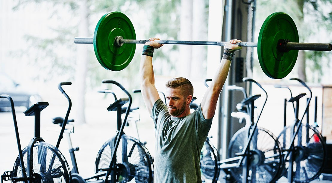 The 10 Best Shoulders Exercises for Beginners | Muscle & Fitness