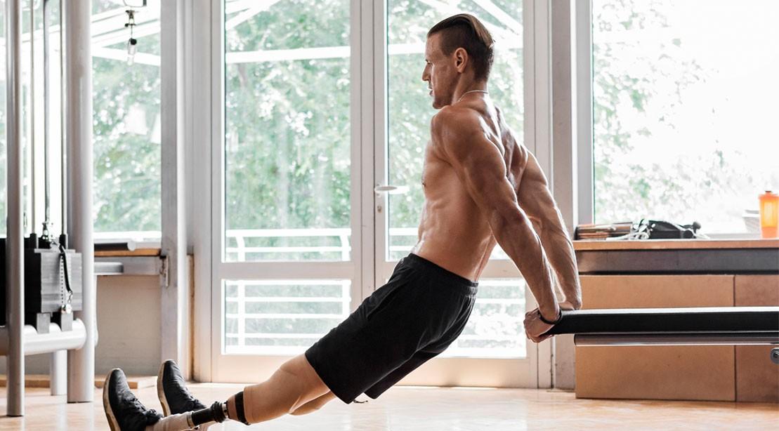 Shoulder Workouts Avoid Bench Dip