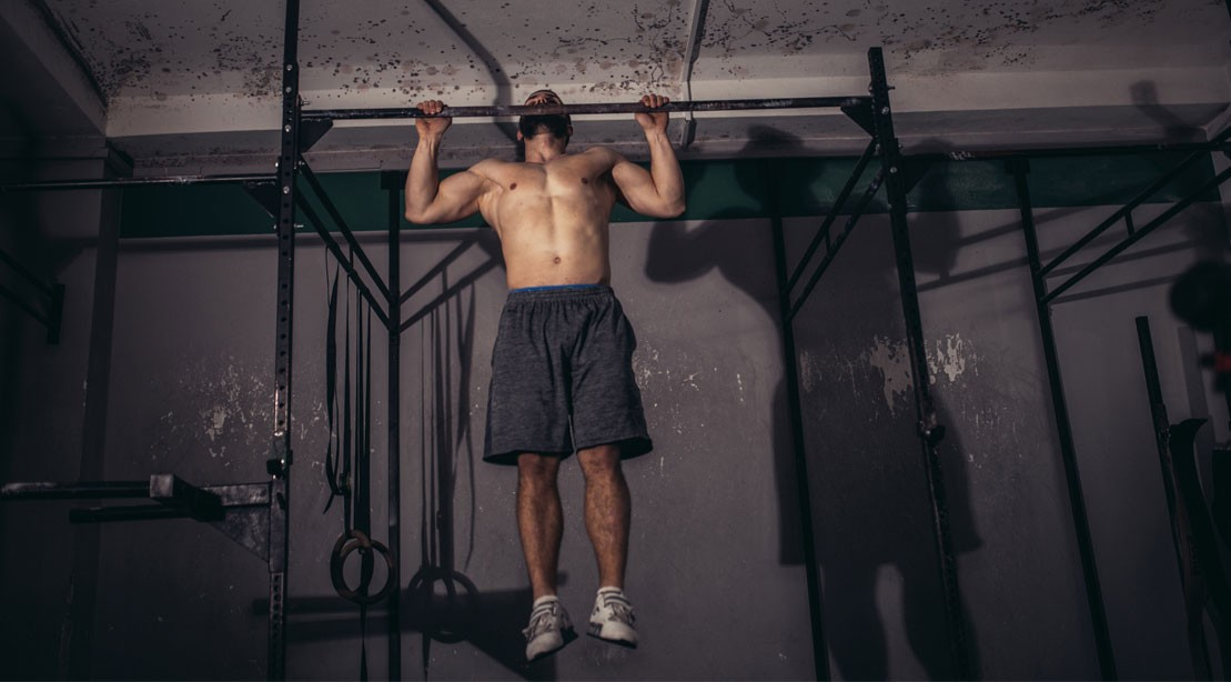 Shoulder Workouts Avoid Kipping Pullup