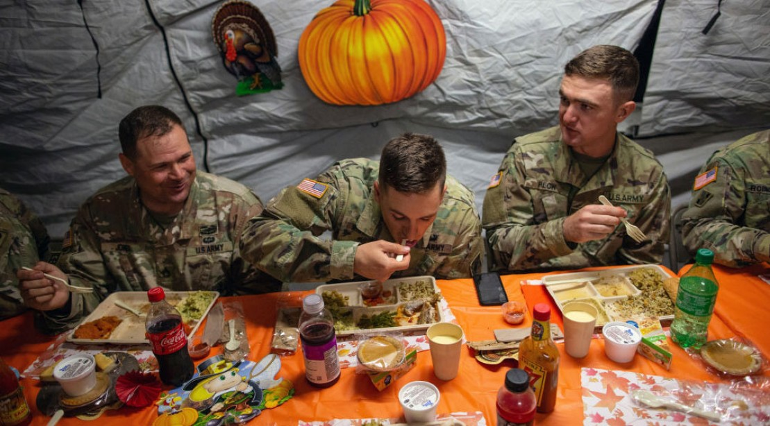 Navy SEALs, other Armed Forces Members Could be Forced to go Keto