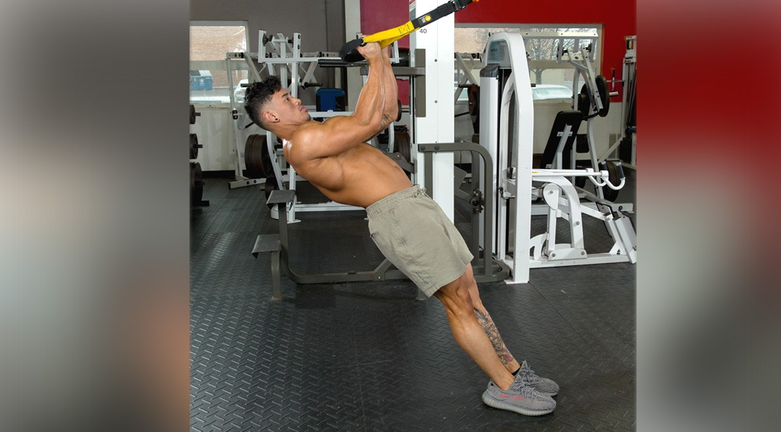 Suspension Trainer Curls