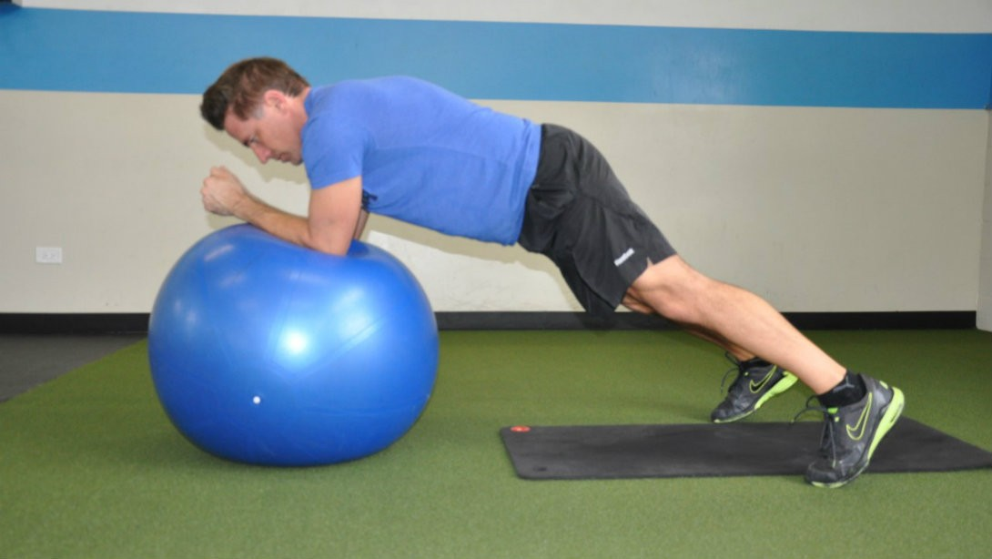 A Fighter's Workout for Greater Strength and Stability