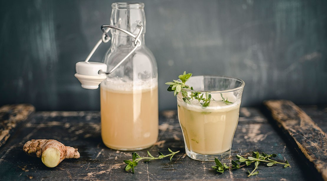 Apple cider vinegar can be used in marinades, sauces, or diluted in water