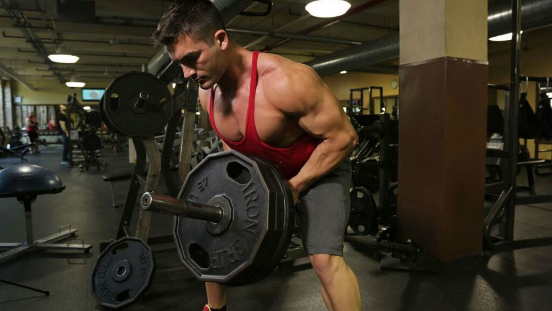 The Maxed Out Muscle Workout: Back