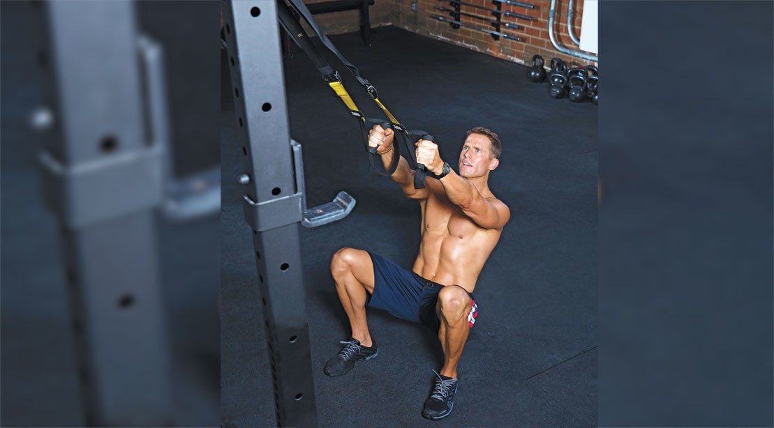 The Full-Body TRX Shred Circuit