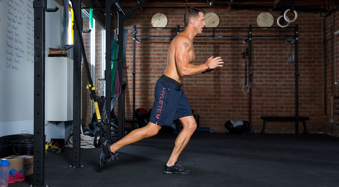 The Metabolic Monster Workout