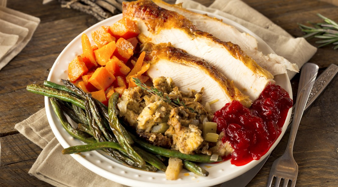 Thankgiving-Meal-Plate