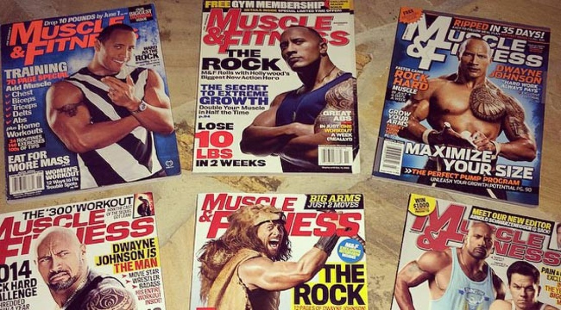 The Rock M&F Covers Image