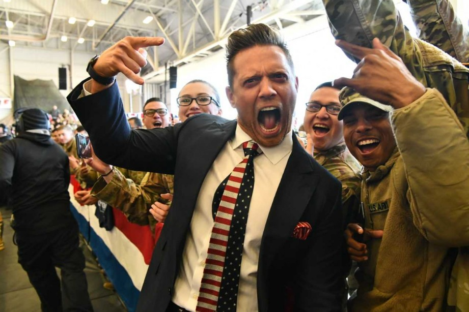 WWE The Miz on the tribute to the troops, & # 039; & # 039; Miz & Mrs. & # 039; and his immortal love of the Cleveland Browns