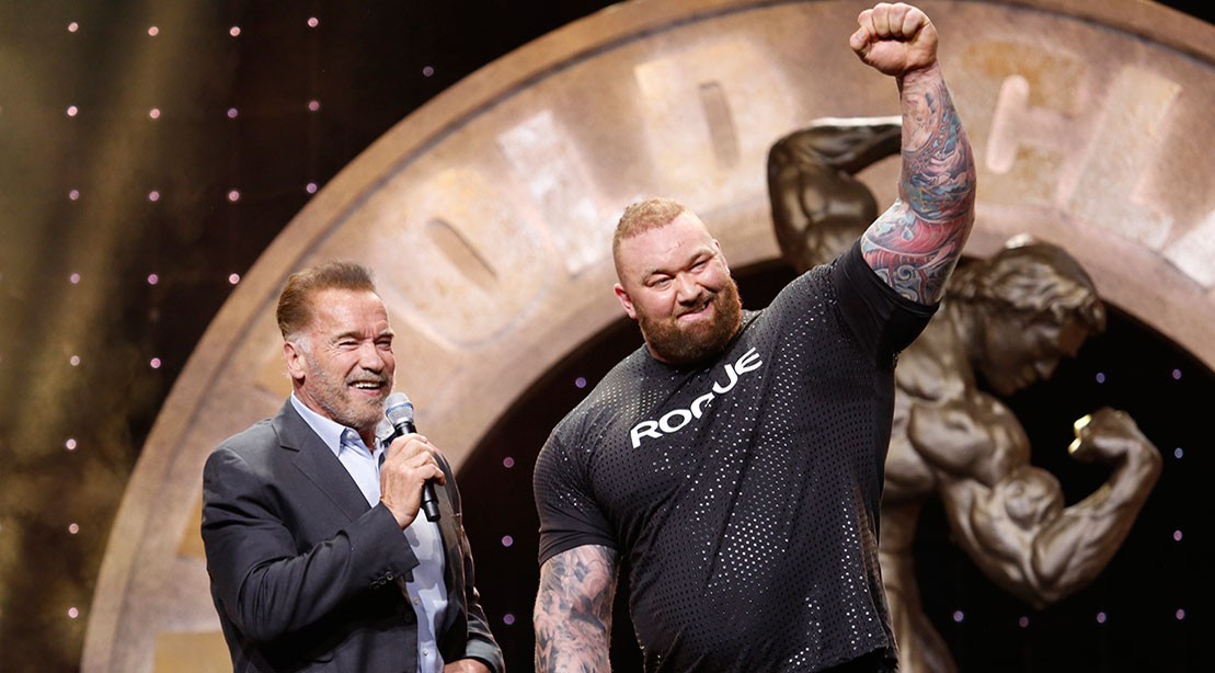 2019 Arnold Strongman Classic Winner