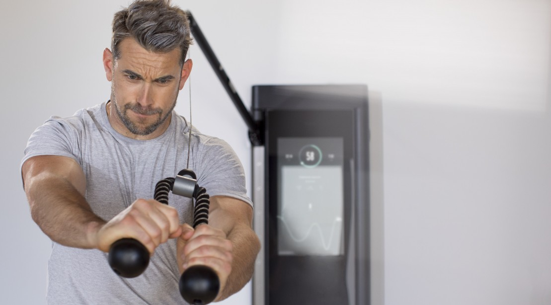 Tonal's Digital Weight-Training System Looks To Revolutionize Home Workouts
