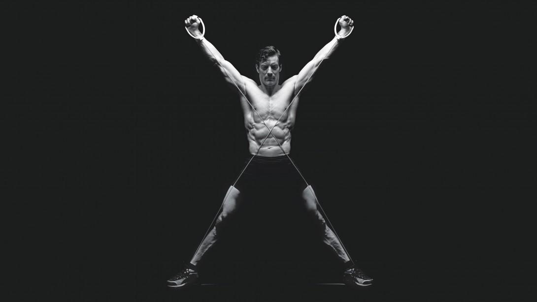 Tony Horton's Fat Shredding Body-Weight Workout