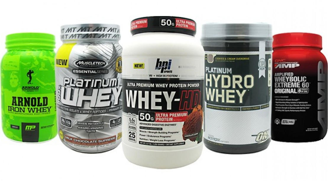 Supplements The Top Protein Powders On The Market Muscle Fitness