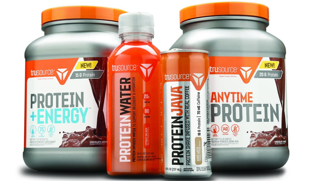 New Fitness Nutrition Brand trusource Launches Exclusively at Kroger