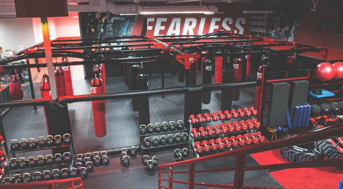 Train Like a Champion at UFC Gyms