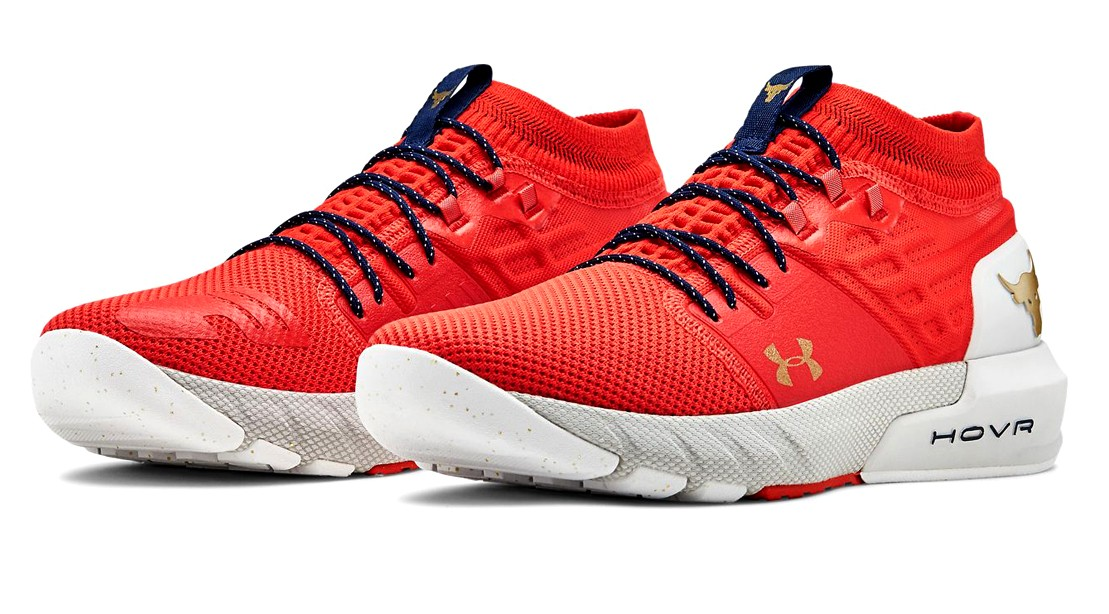 fa6c8bbc2 Review: The Rock's New PR2 Under Armour Training Shoes | Muscle ...