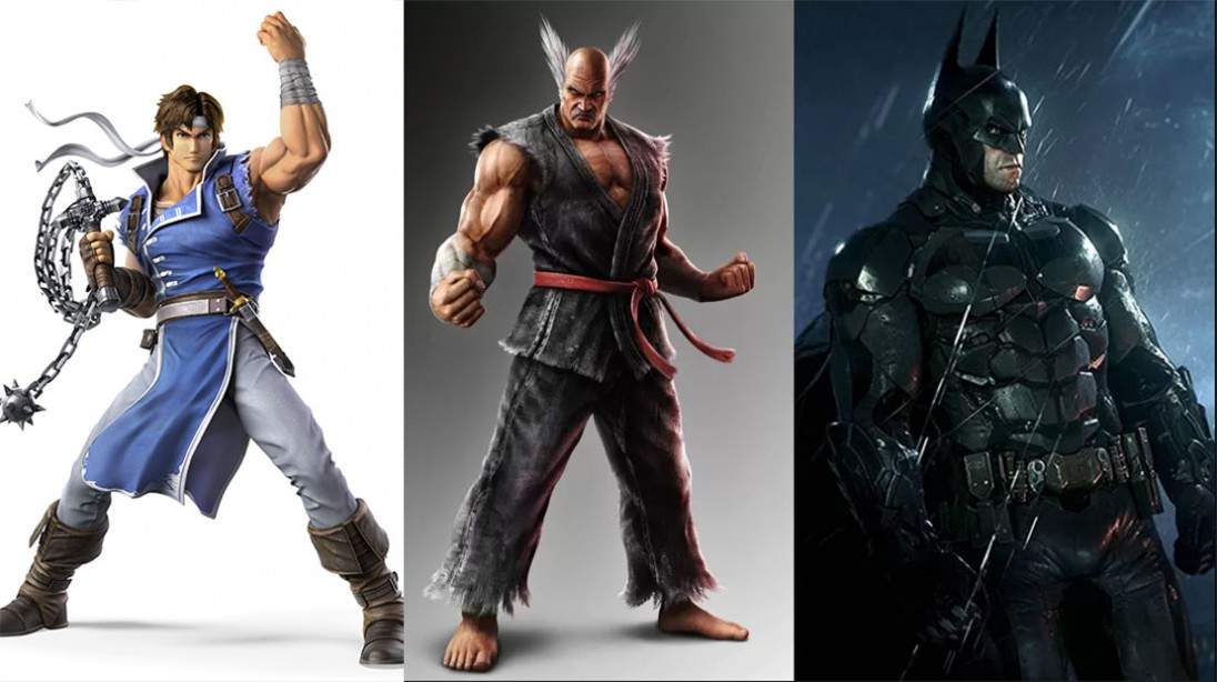 The Best Physiques In Video Game History Muscle Fitness