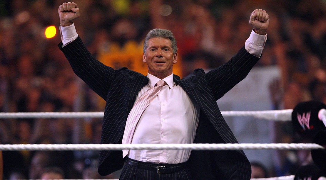 Vince McMahon's attempt to take over bodybuilding