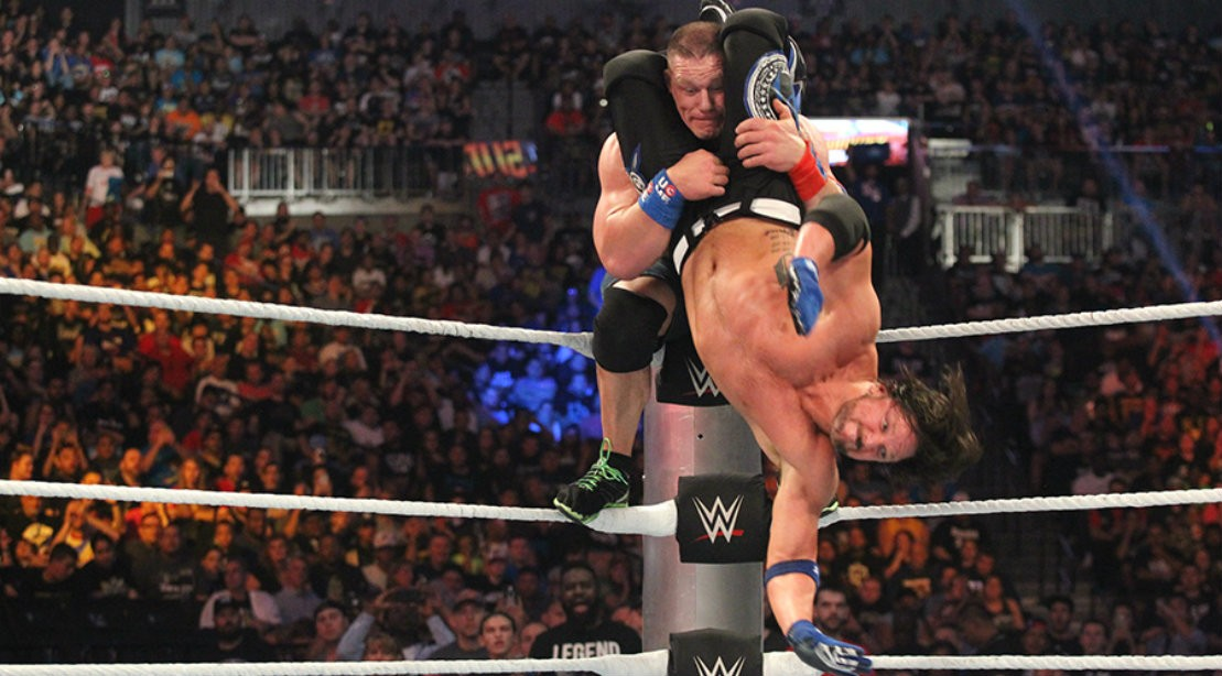 WWE's No Mercy Event Features Triple Threat Match