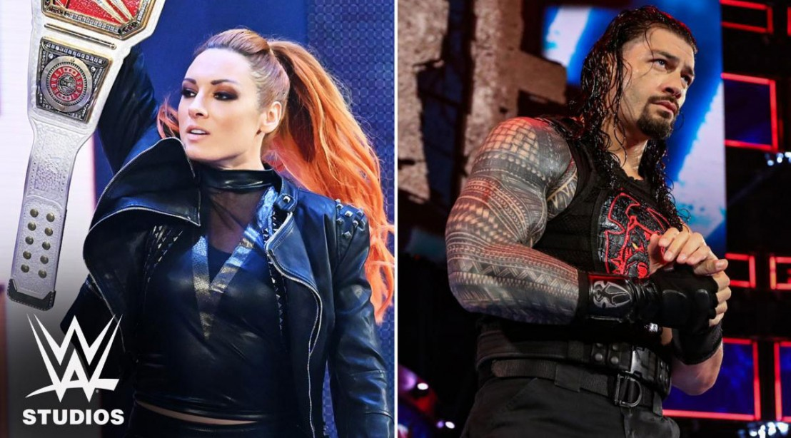 Becky Lynch and Roman Reigns to Star in Animated Wrestling Movie