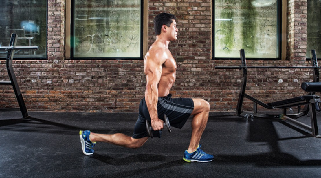 30-Day Lunge Challenge