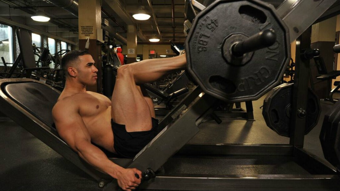 Clone of The Warrior Fit Workout: Legs (2)