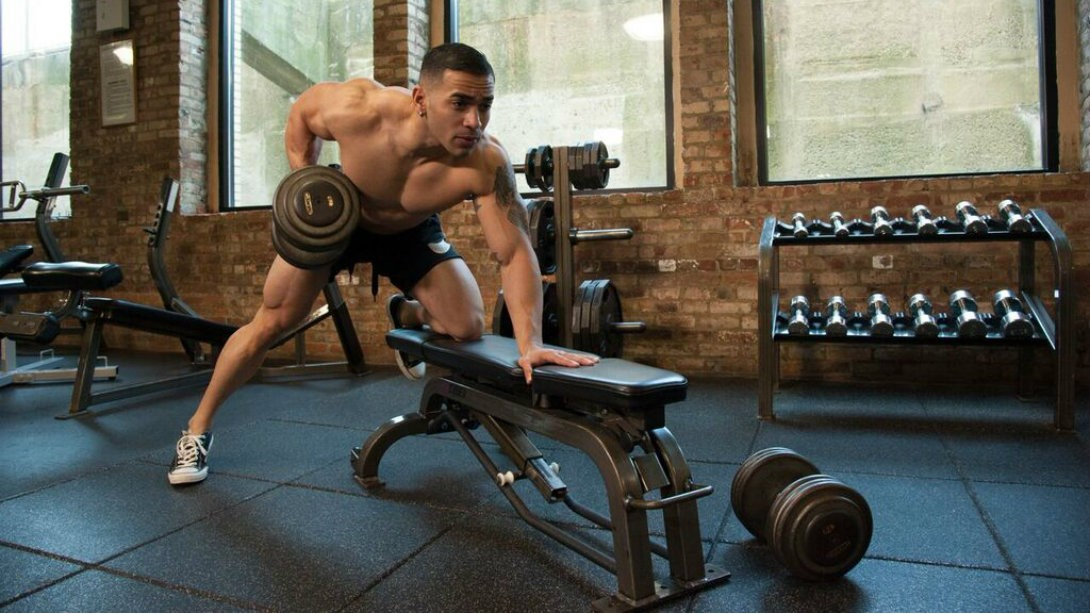 The Warrior Fit Workout: Back and Lats