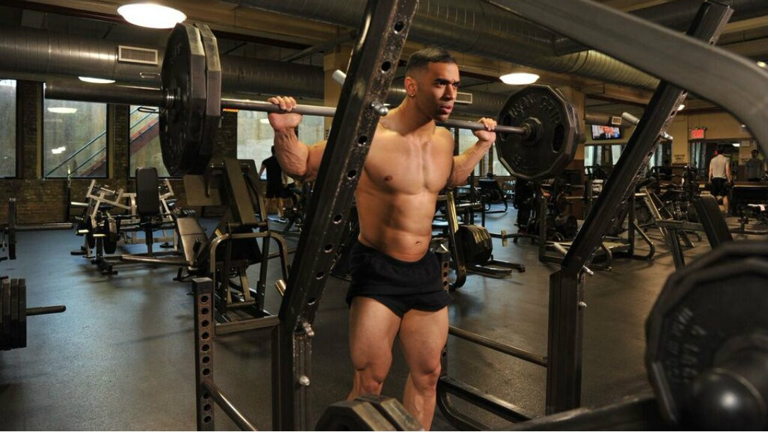 The Warrior Fit Workout: Legs (1)