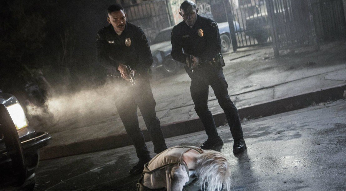 Will Smith Starring in New Netflix Movie 'Bright'
