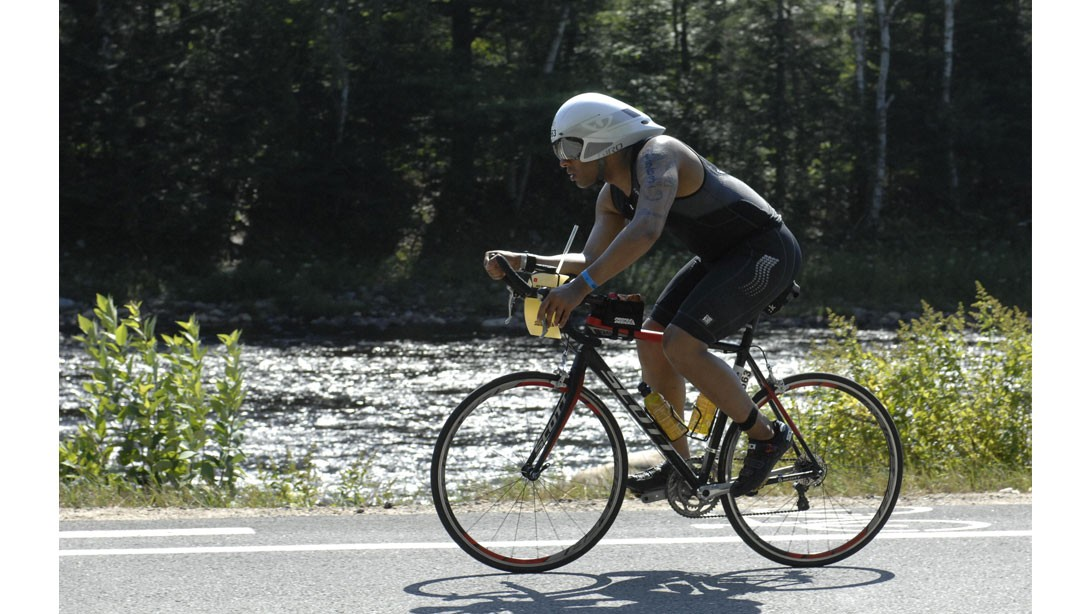Ironman Competitor Talks Training for Nathan's Hot Dog Eating Contest