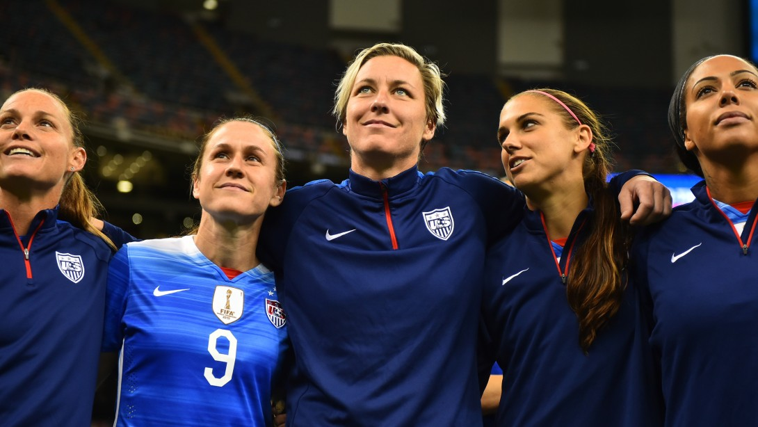 Abby Wambach Announces Retirement From Soccer