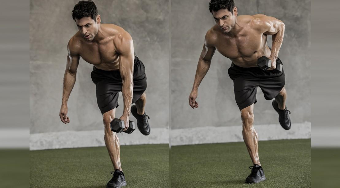 How to Do Single Leg Rows