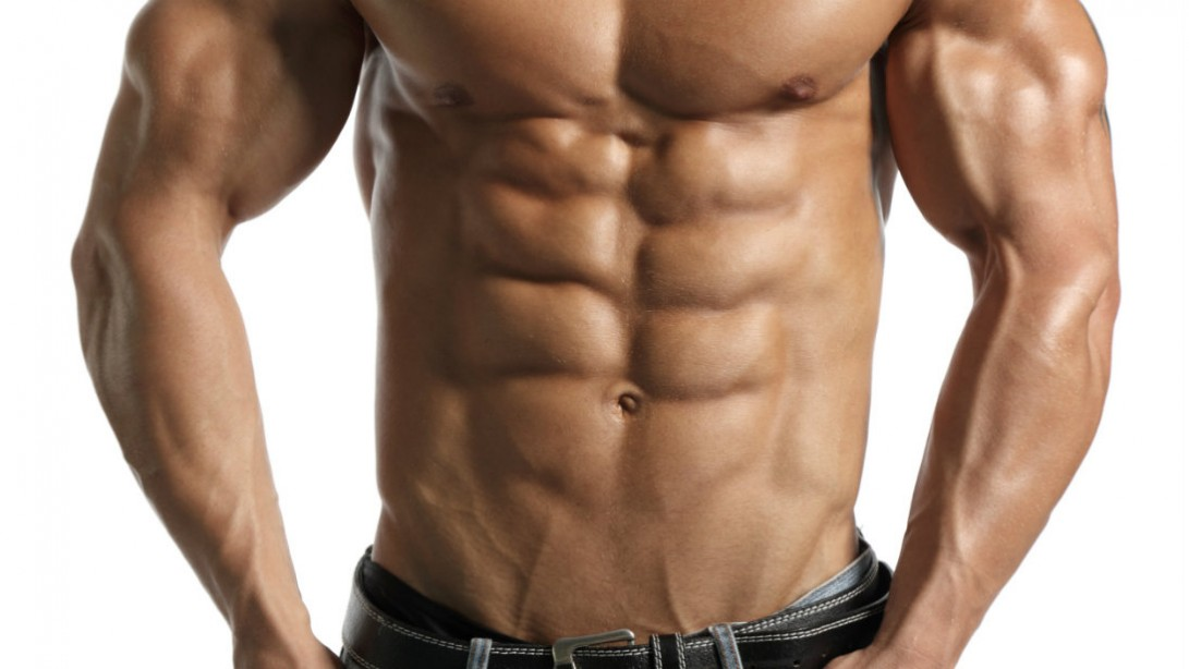 six-pack abs