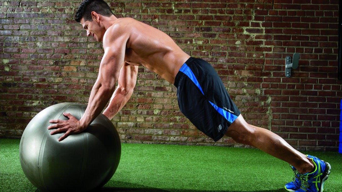 Push Your Pack for Shredded Abs