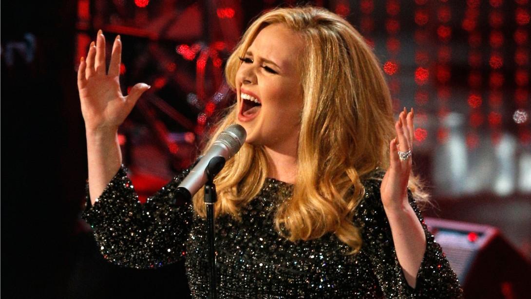 Adele Begins Fitness Journey