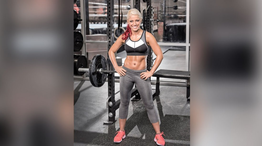 Q&A with WWE's Alexa Bliss | Muscle & Fitness