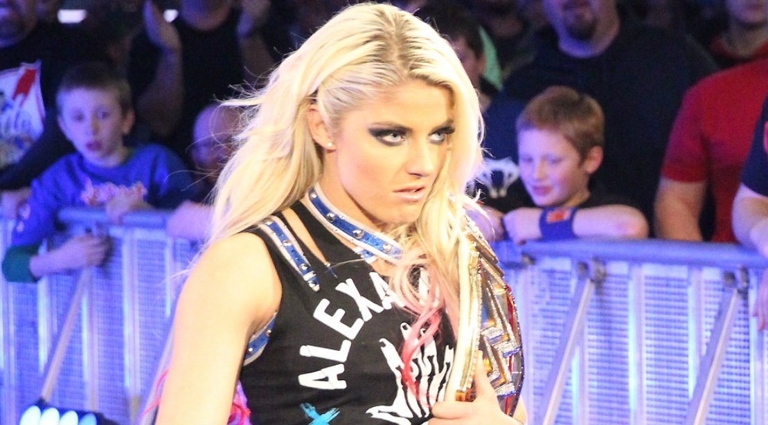WWE Superstar Alexa Bliss