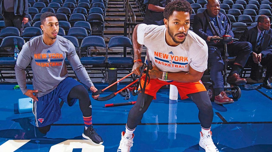 The All-Strength Guide to dynamic basketball strength and conditioning
