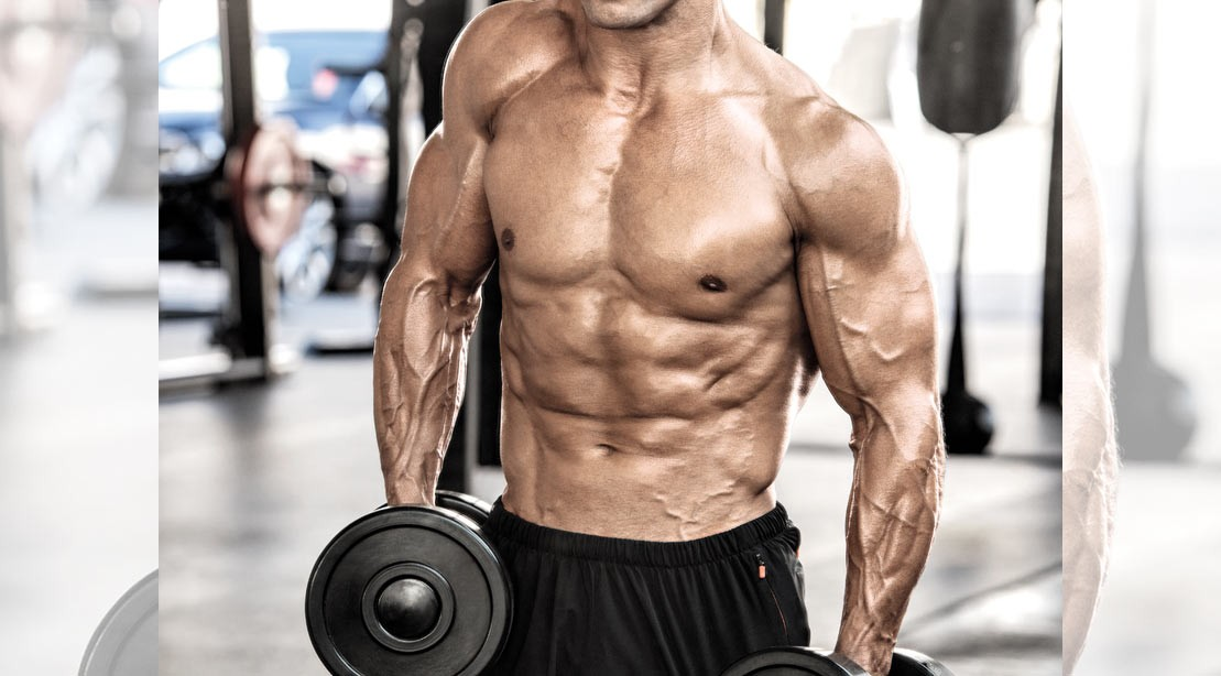 Alternating Shrug Traps Lean