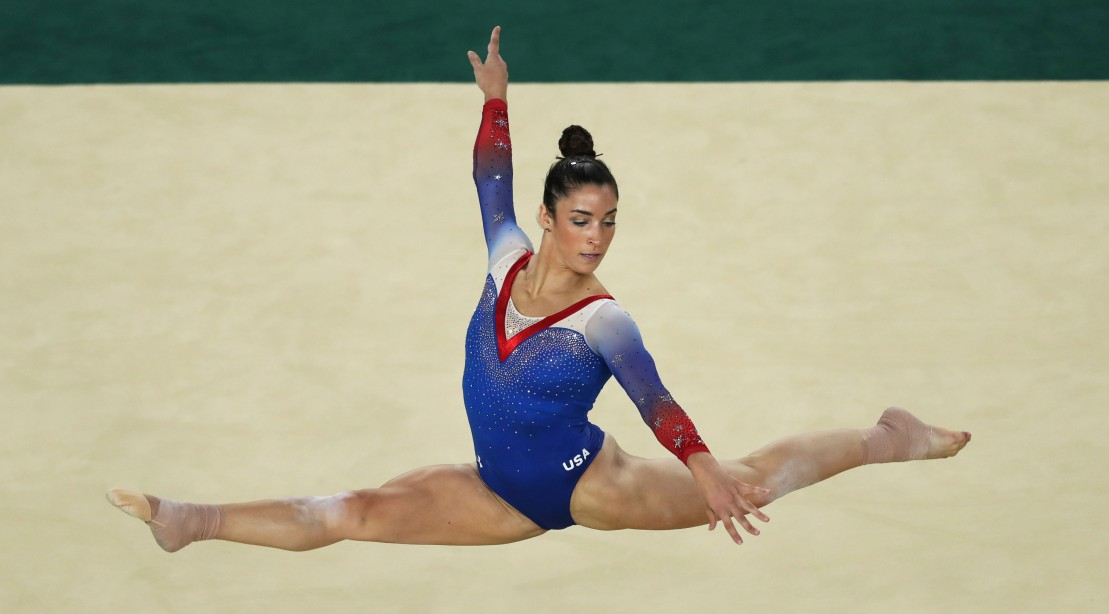 Aly Raisman Slams Body Shamers, Inspires Us All