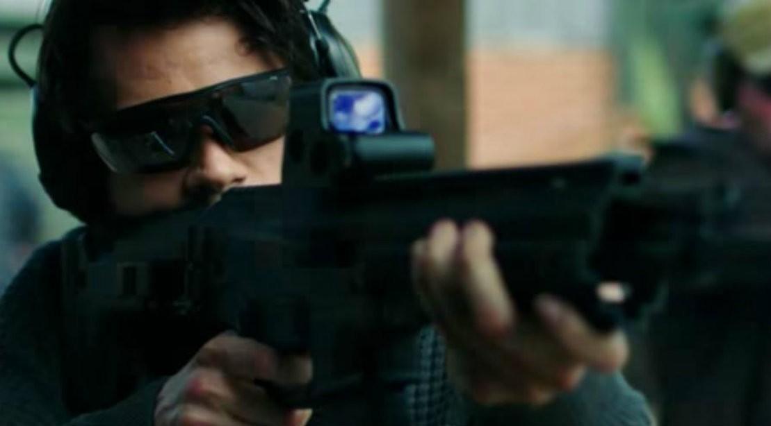 American Assassin trailer, Dylan O'Brien