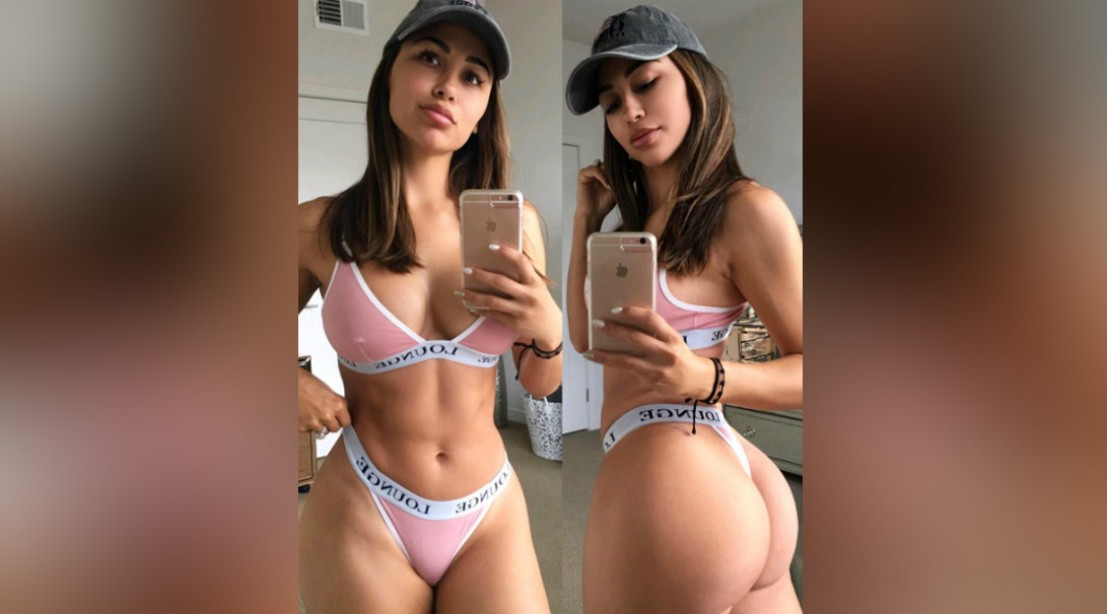 Fitness Influencer Ana Cheris Sexiest Instagram Photos -3270