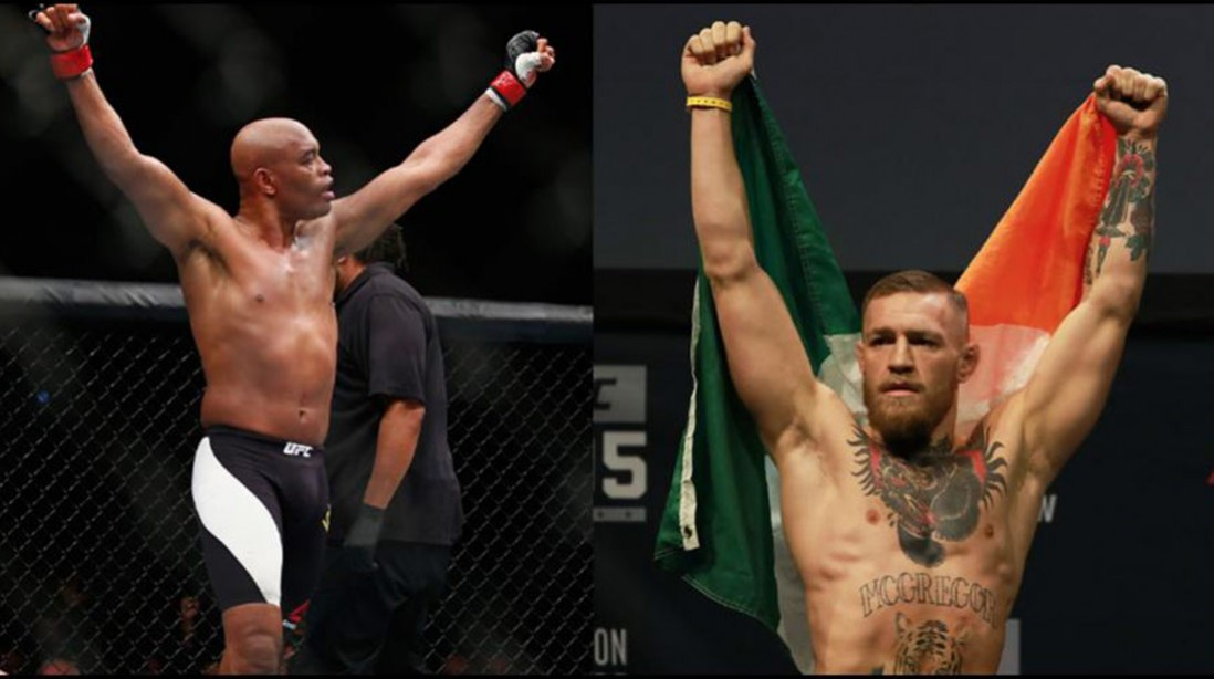 Former UFC champion Anderson Silva: I want to fight 'dwarf' Conor McGregor