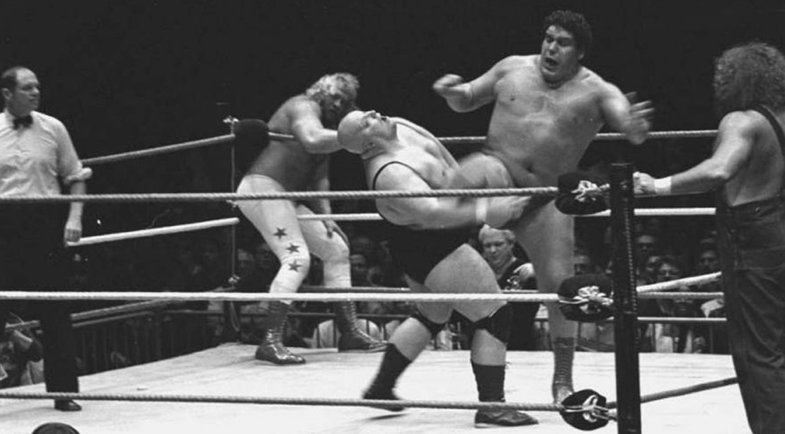 Bill Simmons Announces André the Giant Documentary for HBO