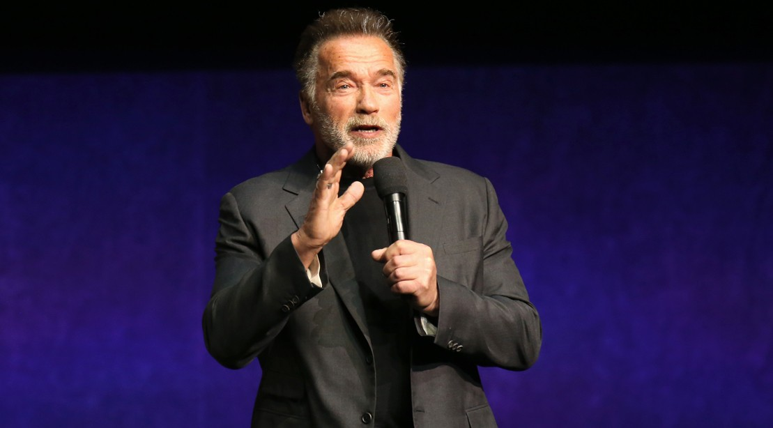 Arnold Wants More Drug Testing in Bodybuilding