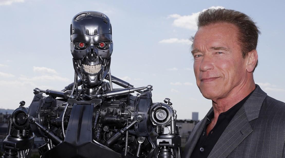 Arnold Schwarzenegger Starring in New 'Terminator' Film from James