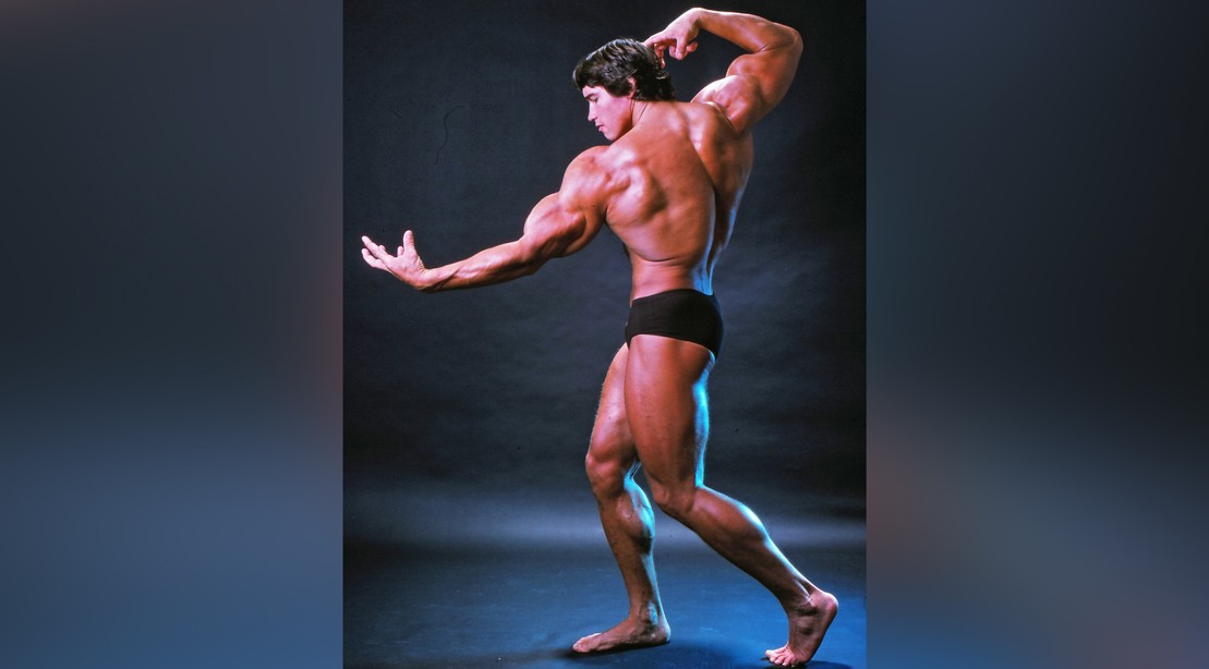 Arnold's Advice for Building a Bigger Back