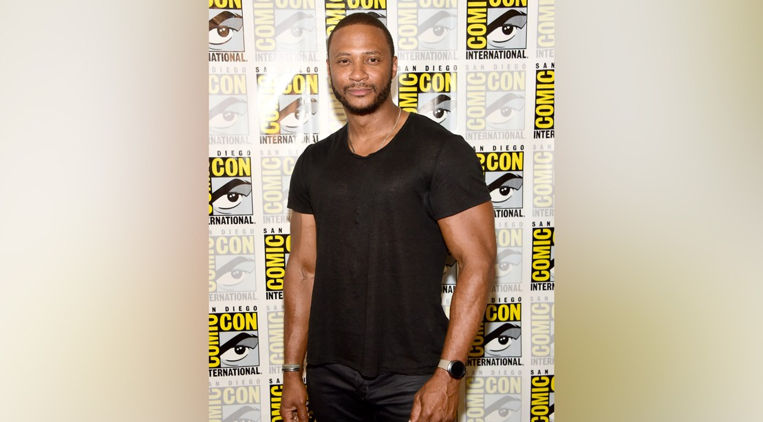 David Ramsey Talks John Diggle, On-Set Stunts, and Season 8 of 'Arrow'